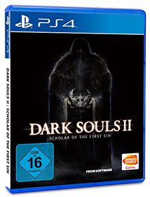 Dark Souls 2 - Scholar of the First Sin [Playstation 4]