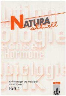 Natura aktuell: HEFT 4