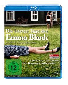 Die letzten Tage der Emma Blank [Blu-ray]