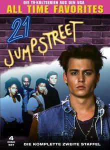 21 Jump Street - Die komplette zweite Staffel (Digipack, 6 DVDs)