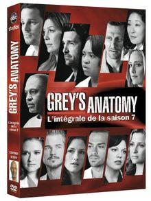 Coffret grey's anatomy saison 7 [FR Import]