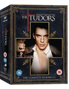 The Tudors - Complete Series 1-3 [9 DVDs] [UK Import]