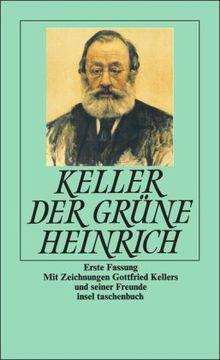 Der grüne Heinrich: Erste Fassung (insel taschenbuch)
