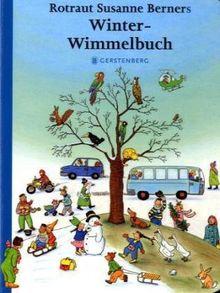 Winter-Wimmelbuch - Midi-Ausgabe