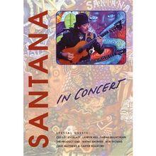 Santana - In Concert