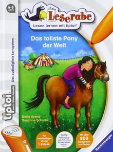 tiptoi® Leserabe: tiptoi® Leserabe Das tollste Pony der Welt