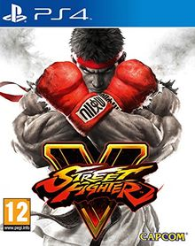 Street Fighter V Jeu PS4
