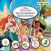 Disney Prinzessin: Die schönsten Geschichten: Cinderella - Arielle - Schöne und das Biest - Rapunzel - Vaiana (Disney Prinzessinnen, Band 3)