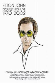 Elton John - Greatest Hits - One Night Only