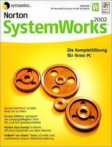 Norton SystemWorks 2002 5.0 WinNT/2000/ME/98/XP