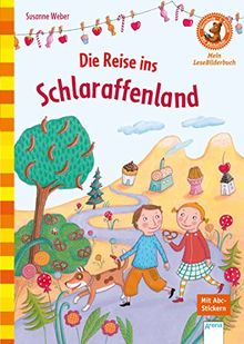 Die Reise ins Schlaraffenland: Der Bücherbär: Mein LeseBilderbuch