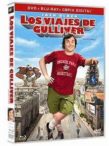 Los Viajes De Gulliver (Triple Play) (Import Dvd) (2011) Varios; Rob Letterman