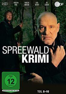 Spreewaldkrimis - Folge 8-10 [2 DVDs]