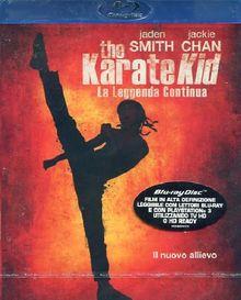 The karate kid - La leggenda continua [Blu-ray] [IT Import]