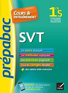 Prepabac Cours Et Entrainement: 1re - Svt - S
