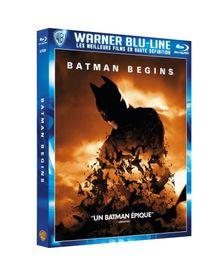 Batman begins [Blu-ray] [FR IMPORT]