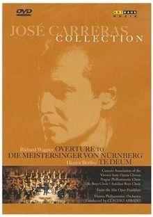 José Carreras - Collection: Wagner, Richard / Hector Berlioz (NTSC)