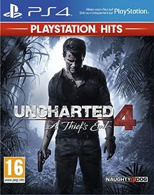 Uncharted 4 PS Hits