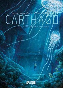 Carthago: Band 4. Die Monolithen von Koubé