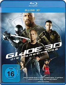 G.I. Joe - Die Abrechnung [3D Blu-ray]