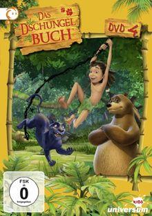 Das Dschungelbuch, DVD 04