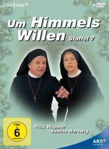 Um Himmels Willen - Staffel 7 [4 DVDs]