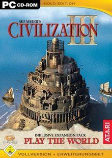 Sid Meier's Civilization III - Gold Edition