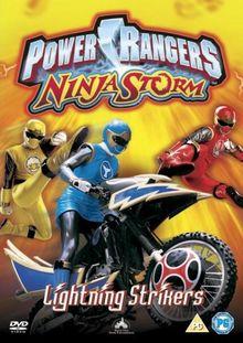 Power Rangers - Ninja Storm - Lightning Strikers [UK Import]