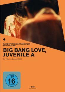 Big Bang Love, Juvenile A (OmU) - Edition Asien