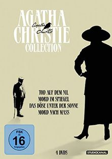 Agatha Christie Collection [4 DVDs]