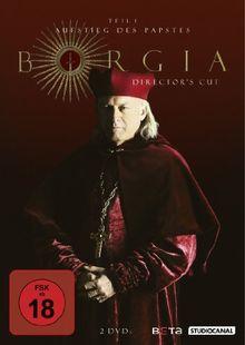 Borgia - Episoden 01-04 [Director's Cut] [2 DVDs]