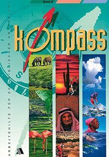 Der Kompass: Band 2, Schülerausgabe (grün)