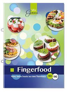 Fingerfood: Feine, kleine Snacks aus dem Thermomix