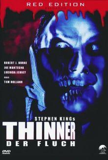 Stephen King's Thinner - Der Fluch - Red Edition