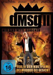 DMSG (Dei Mudder sei Gesicht) II - Nette Kanacken (Collectors Edition)
