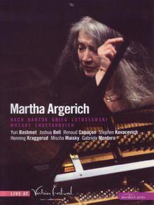 Martha Argerich - Live at Verbier Festival (NTSC)