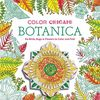 Color Origami: Botanica (Origami Coloring Book): 60+ Birds, Bugs & Flowers to Color and Fold