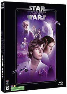Star wars, épisode IV : un nouvel espoir [Blu-ray] [FR Import]