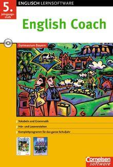 English Coach Ausgabe Bayern 5. Klasse