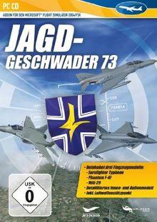 Flight Simulator X - Jagdgeschwader 73