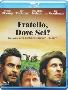 Fratello, dove sei? [Blu-ray] [IT Import]
