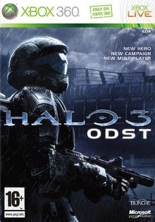 Halo 3 ODST [FR Import]