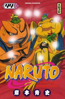 Naruto, Tome 44 :