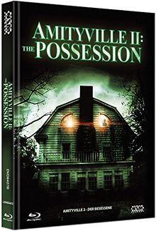 Amityville 2 - der Besessene [Blu-Ray+DVD] - uncut - auf 333 limitiertes Mediabook Cover B