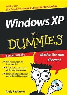 Windows XP für Dummies: Sonderausgabe