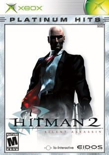 Hitman 2 Silent Assassin Platinum Hits - Xbox - US