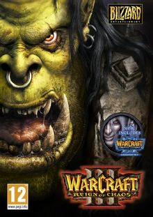 [UK-Import]Warcraft III 3 Gold Edition Game PC