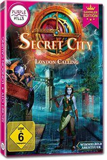 Secret City - London Calling - Sammler-Edition
