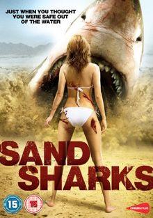 Sand Sharks [DVD] [UK Import]