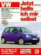 VW Lupo / Seat Arosa ab Modelljahr 1998: 1,8 Liter 50 PS; 1,4 Liter 60/75 PS; 1,4 Liter 16V 100 PS; 1,4 Liter FSI 105 PS; 1,6 Liter GTI 125 PS; 1,7 ... TDI PDE 75 PS (Jetzt helfe ich mir selbst)